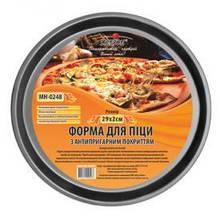 Форма для пиццы d29*1,2см Stenson МН-0248