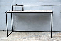 Стол письменный на металлическом каркасе, фото 1