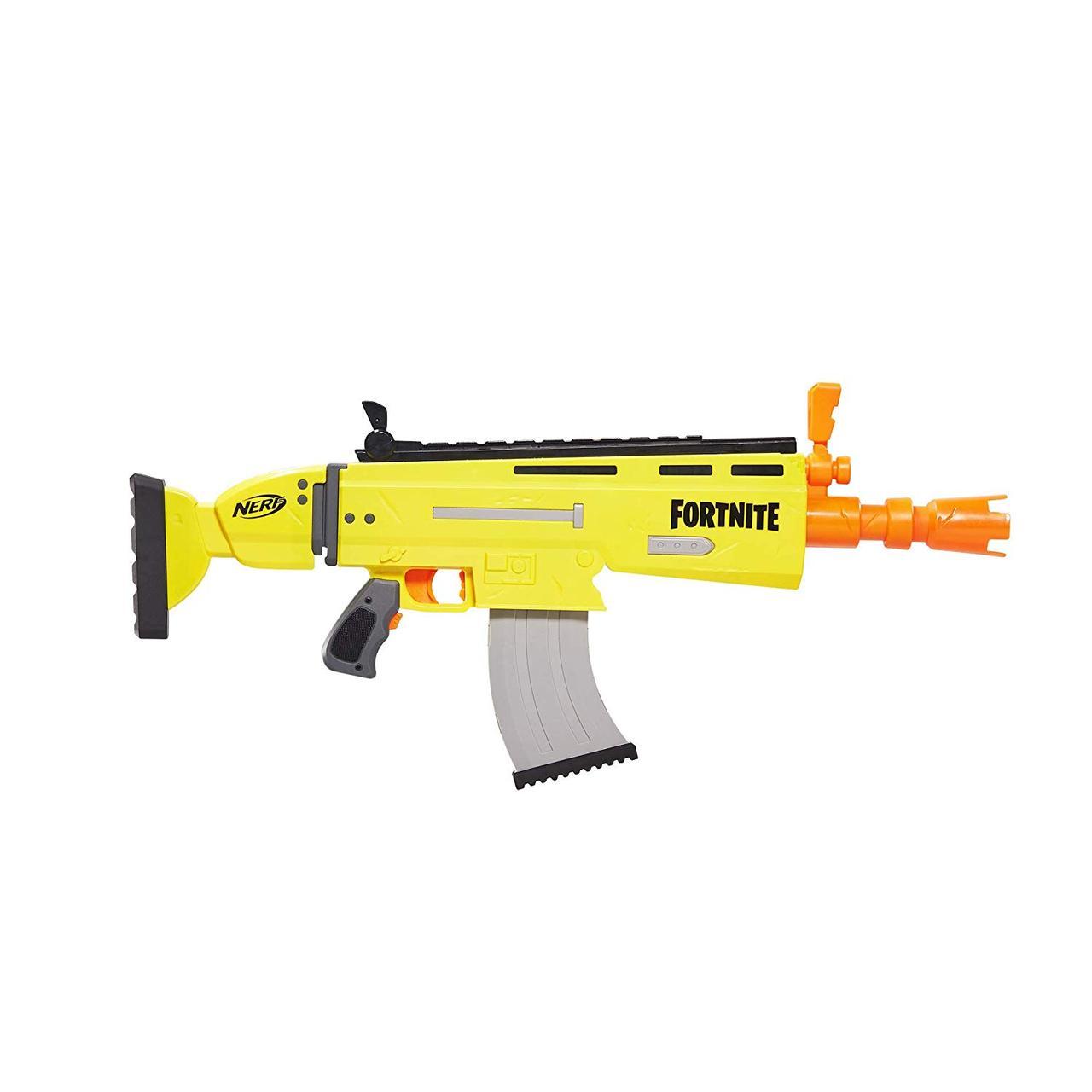 Hasbro Nerf  Нерф Бластер FORTNITE AR-L        E6158