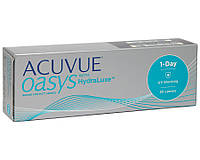 Acuvue oasys with HydraLuxe 1-day