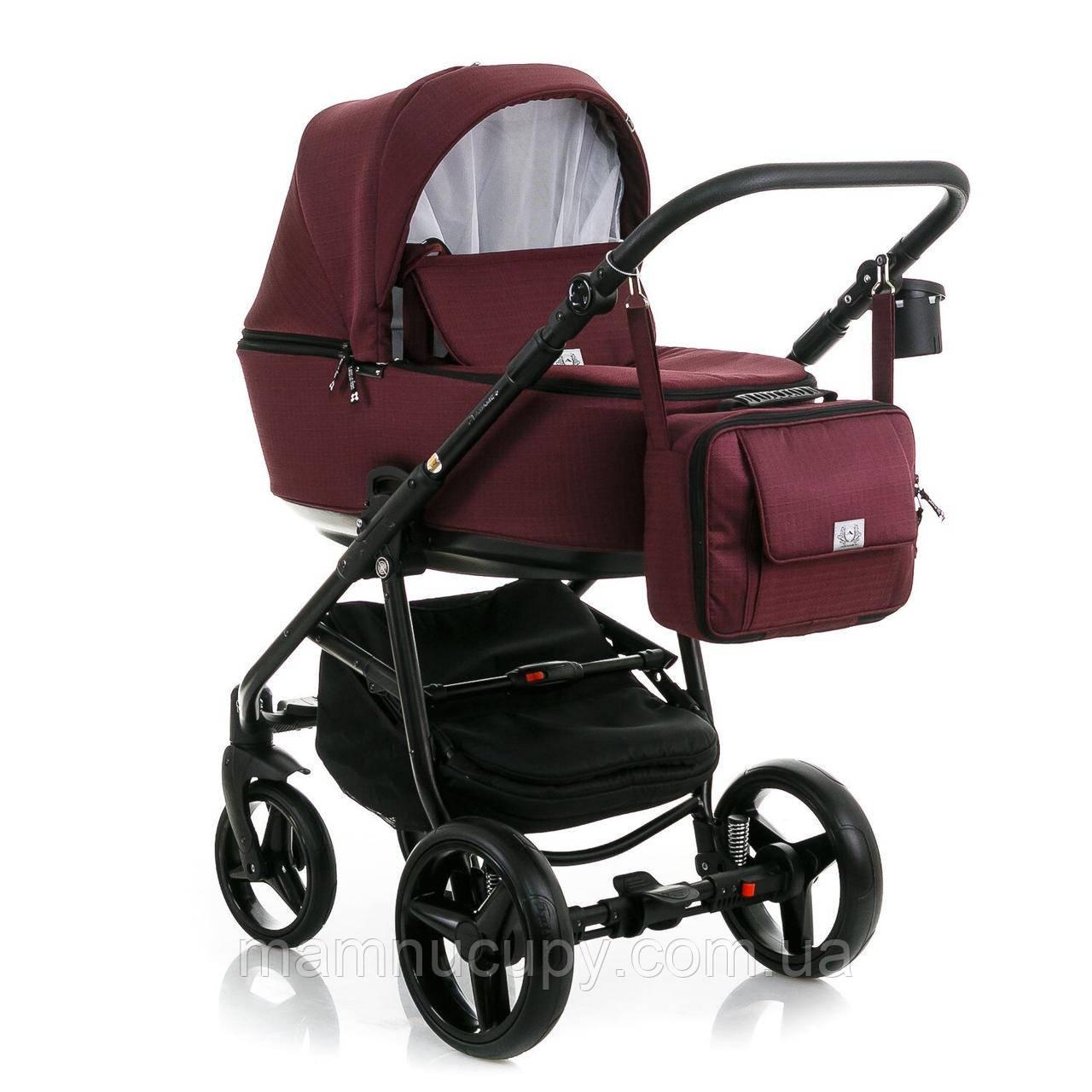 Детская универсальная коляска 2 в 1 Adamex Reggio Y20 (адамекс реджио)