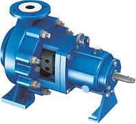 Центробежные насосы с торцевым уплотнением CL SEAL-M2 80-65-160, 74 -142 м3/час (1233 -2366 л/мин)