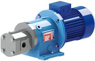 Шестеренчатые насосы с магнитной муфтой GS MAG-M7 0,6 м3/ч (10 л/мин)