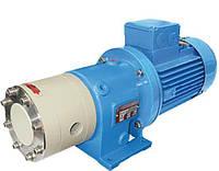 Шиберные насосы с магнитной муфтой VPА 02 PP 200 л/ч (3,33 л/мин)
