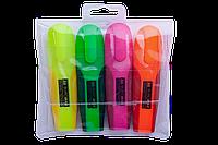 Набор из 4 текст-маркеров Neon