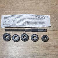 Шарошки под клапана 2108 (1100,1300) ГАЗ дв.406, 9 зубов, 5 шт