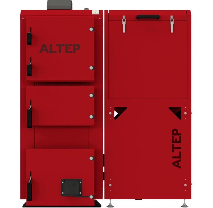 Котел твердотопливный Альтеп Duo Pellet 200 кВт