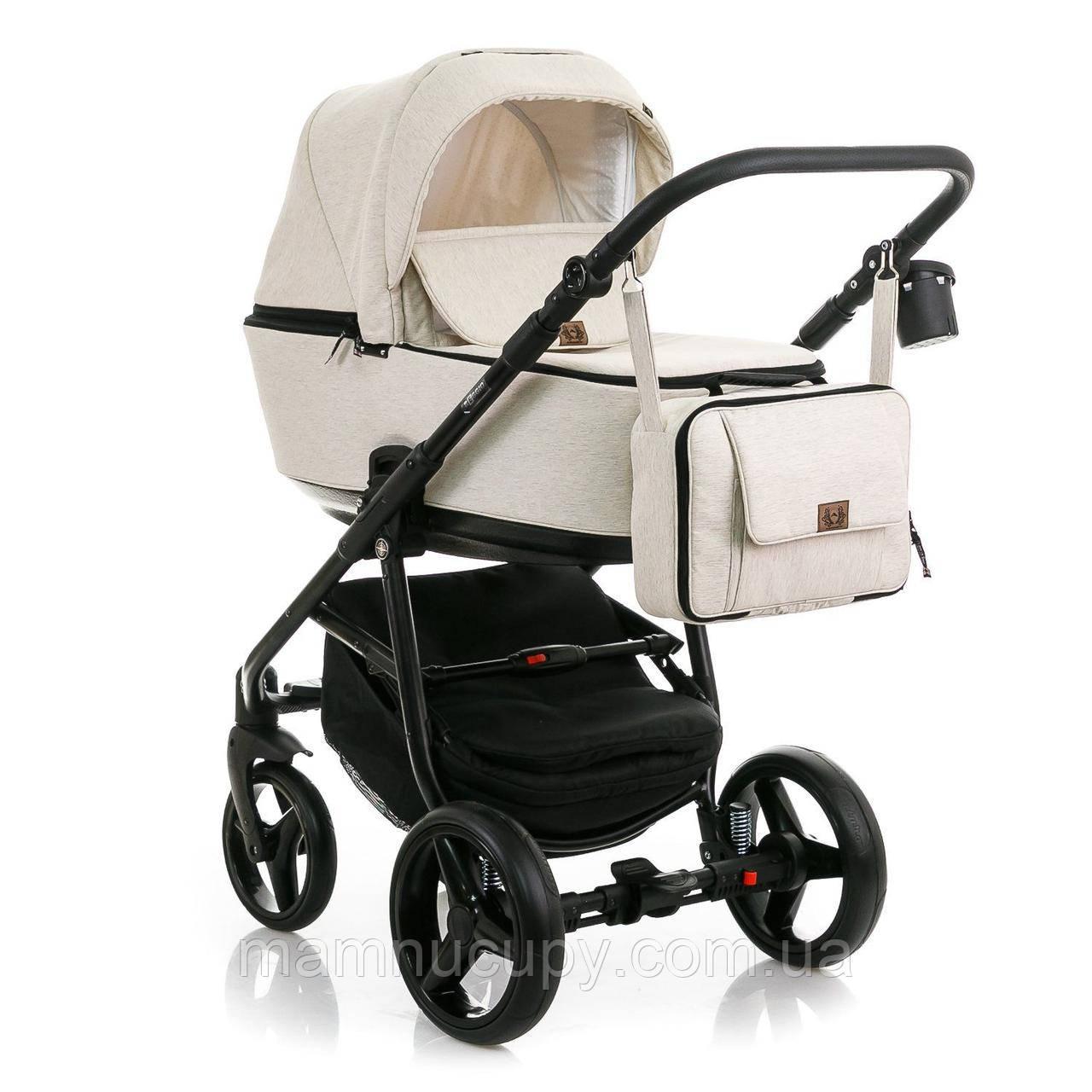 Детская универсальная коляска 2 в 1 Adamex Reggio Y7 (адамекс реджио)