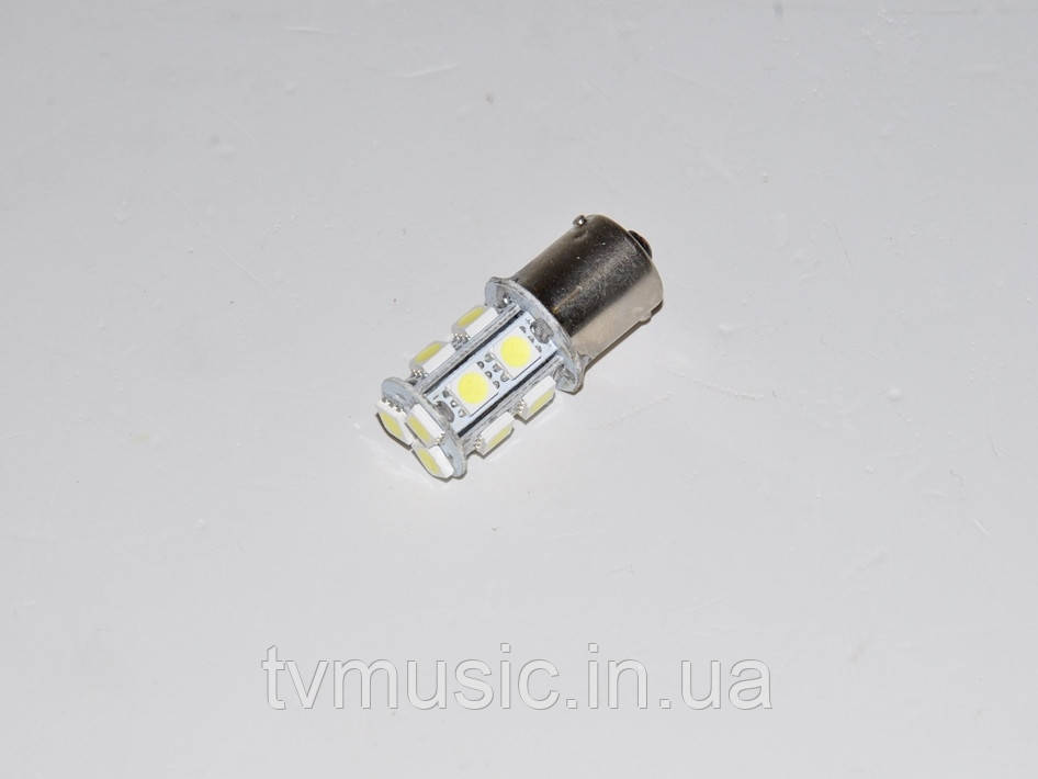 Светодиодная лампочка LED T25 5050-13SMD (1156) WHITE