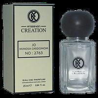 Жіноча парфумована вода KREASYON CREATION 2763 JO MALONE MIMOSA CORDEMON, 25 мл