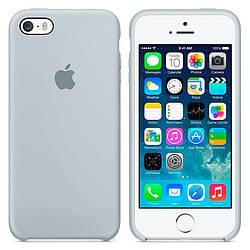 Чехол Soft Touch для Apple iPhone 5/5S Gray