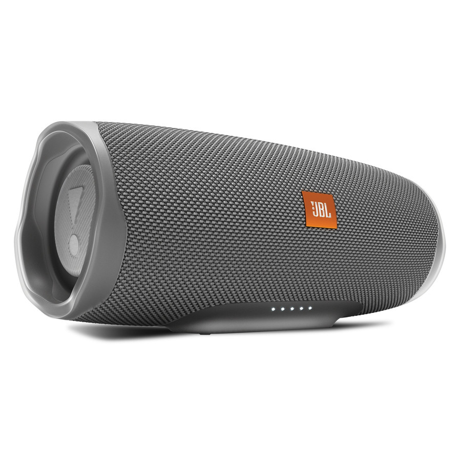 Колонка JBL Charge 4 Grey (JBLCHARGE4GRY)