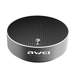 Колонка Bluetooth Awei Y800 Grey