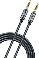 Кабель Hoco UPA03 Noble sound series AUX 1M