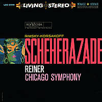 Rimsky-Korsakoff — Scheherazade ~ Reiner, Chicago Symphony, фото 1