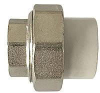 12098 Муфта Kalde 40 мм на 1 1/4' ECO разборная с внутренней резьбой