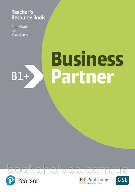 Business Partner B1+ teacher's Book