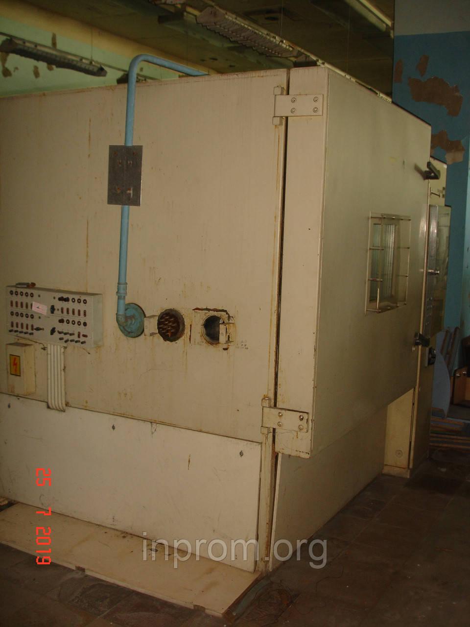 Климатическая испытательная  камера Холод-Тепло-Вакуум,TBV-2000