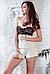Пижама майка и шорты Ora 100531 модал, фото 4