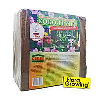5 кг Кокосовый блок от CERES Ltd |Объем до 70 л после набухания|