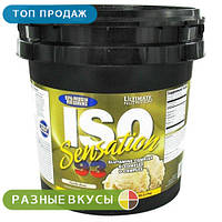 Протеин Ultimate Nutrition UltN ISO Sensation 2.27 кг