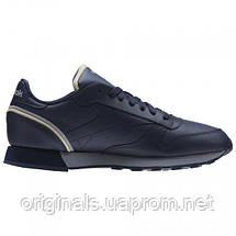 Кожаные кроссовки Reebok Classic Leather CN3642 мужские, фото 3