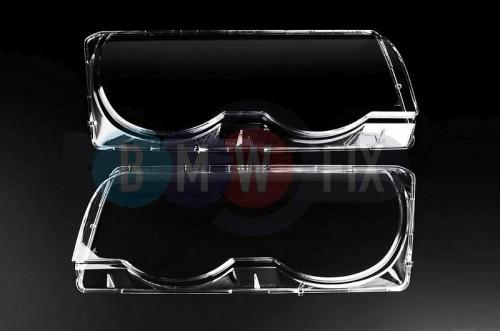Стекло фары для БМВ E38 FACELIFT Правое