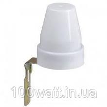 Датчик день-ночь герметичный 10А сумеречный фотосенсор 089-001-0002