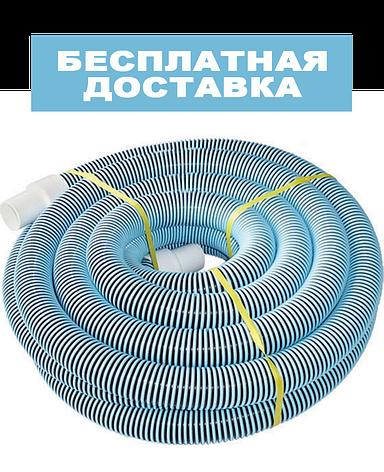 🔥✅Шланг для пылесоса бассейна 7,5 м, Kokido 38 мм. Аксессуары для бассейна, фото 2