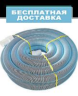 🔥✅Шланг для пылесоса бассейна 10,5 м, Kokido 38 мм. Аксессуары для бассейна