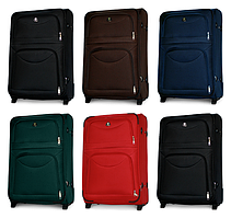 Тканевые чемоданы Fly 6802 на 2-х колесах
