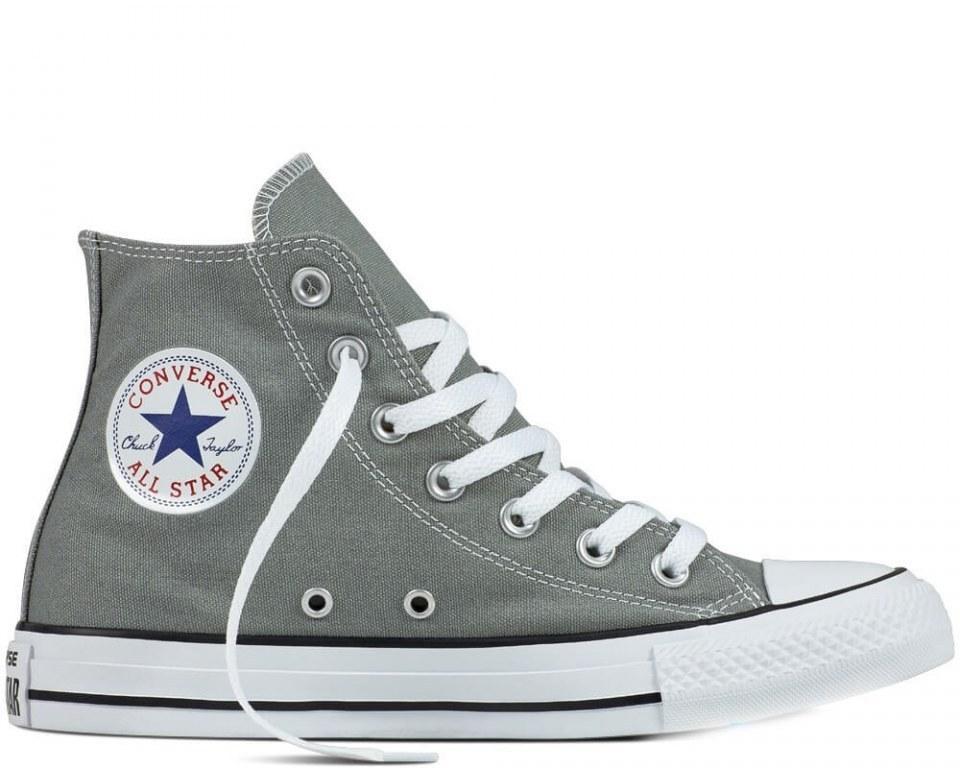 "Кеды Converse All Star Chuck Taylor High ""Charcoal"""