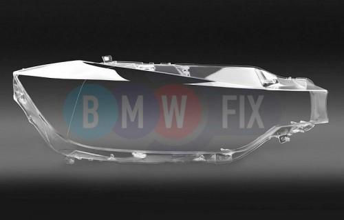 Стекло фары для BMW F30 LCI Правое