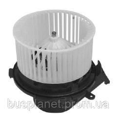 """Моторчик печки (""""без кондиционера"""" вентилятор салона, электродвигатель отопителя) Volkswagen Crafter"""