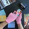 Перчатки для сенсорных экранов Touch iGloves Pink, фото 2