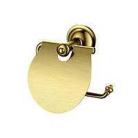 D50062HO, держатель туалетной бумаги, бронза