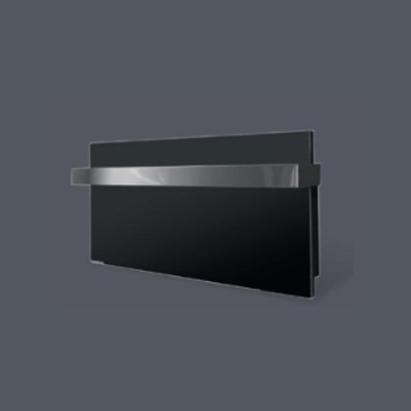 Керамический полотенцесушитель панельный УКРОП Макси СК250В