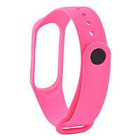 Ремешок Slim Line Mi Band 3/4 (pink)