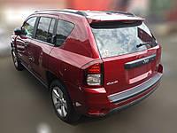 Авторозборка Jeep Compass 2015 позашляховик 2,4 автомат США, фото 1