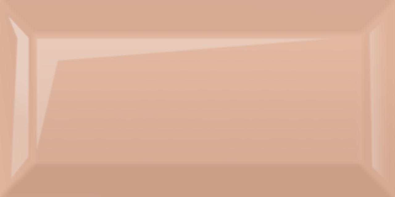 Плитка для стін Metrotiles рожевий 100x200x7 мм