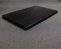 Накладки Мікарта для рукоятки ножа № 92053 Колір: чорний з ткан. текс 6,2х80х130 мм