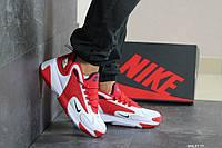 Мужские кроссовки Nike Zoom 2K (бело-красные)