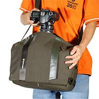 Профессиональная сумка для фотоаппарата аксессуаров фото- и видео- техники Vanguard  VOJO25GR
