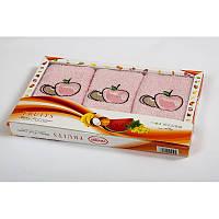 Набор махровых полотенец Vevien - Apple