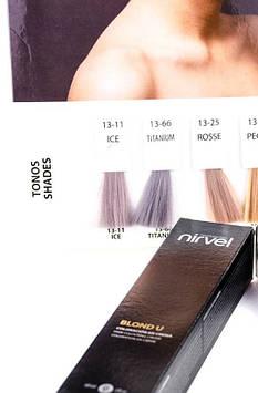 Тонирующий краситель для волос  для блондинок Нирвел Nirvel Blond U  60 мл 70185