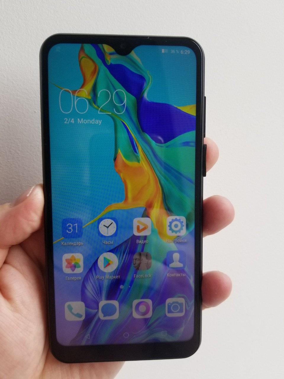 Копия Huawei P30 PRO - 6.5 дюйма экран