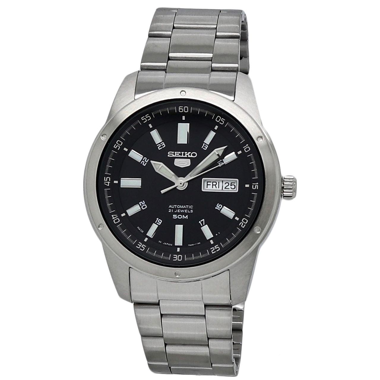 Мужские наручные часы Seiko SNKN13J1