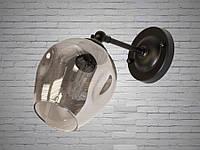 Светильник настенно-потолочный в стие ЛОФТ 435-1GR, фото 1