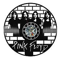 Настенные часы из виниловых пластинок LikeMark Pink Floyd
