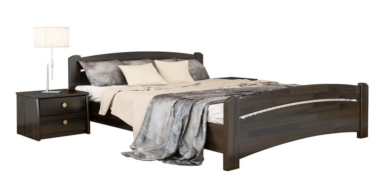 Ліжко Венеція 140х190 Бук Щит 106 (Естелла-ТМ)